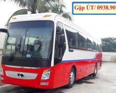 Bán xe Thaco Universe 47 chỗ, màu đỏ - trắng giá 2 tỷ 920 tr tại Tp.HCM