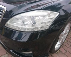 Bán Mercedes S550 AMG đời 2007, màu đen, xe nhập giá 1 tỷ 150 tr tại Hà Nội