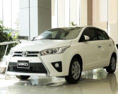 Cần bán Toyota Yaris G đời 2017, màu đỏ, nhập khẩu nguyên chiếc liên hệ 094 313 9699 giá 642 triệu tại Hà Nội