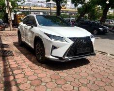 Bán Lexus RX200t Fsport nhập khẩu, màu trắng, full option, xe giao ngay giá 3 tỷ 620 tr tại Hà Nội