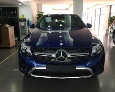 Bán ô tô Mercedes GLC 300 4Matic đời 2017, màu xanh lam, xe nhập giá 2 tỷ 899 tr tại Hà Nội