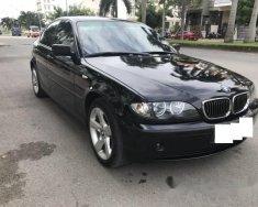 Cần bán lại xe BMW 325i đời 2004, màu đen, giá chỉ 340 triệu giá 340 triệu tại Tp.HCM