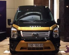 Bán ô tô Ford Transit Vcar vip đời 2018, hỗ trợ trả góp 80% giá xe giá 1 tỷ 250 tr tại Hà Nội