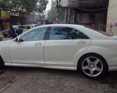 Bán Mercedes S550 AT đời 2007, màu trắng, nhập khẩu giá 950 triệu tại Tp.HCM