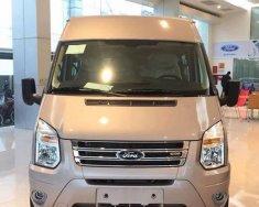 Cần bán Ford Transit Luxury đời 2017, xe đủ màu giao ngay, giá tốt toàn quốc giá 860 triệu tại Hà Nội