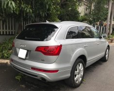 Cần bán xe Audi Q7 3.6 đời 2007, màu bạc, nhập khẩu nguyên chiếc giá 880 triệu tại Tp.HCM