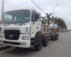 HD360 xe tải Hyundai 5 chân tải trọng 20,9tấn nhập khẩu nguyên chiếc chính hãng giá 2 tỷ tại Hà Nội