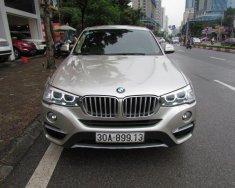 BMW X4 2015 màu vàng giá 1 tỷ 850 tr tại Hà Nội