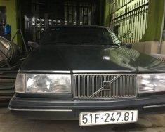 Bán Volvo 940 đời 1993, màu đen, giá tốt giá 90 triệu tại Tp.HCM
