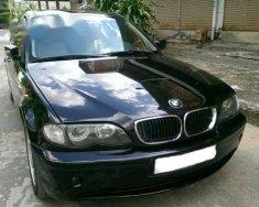 Bán xe BMW 318i sản xuất 2002, màu đen, nhập khẩu nguyên chiếc số sàn, giá 199tr giá 199 triệu tại Tp.HCM