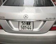Cần bán Mercedes S550 năm 2008, màu bạc, xe nhập giá 1 tỷ 200 tr tại Tp.HCM