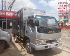 Xe tải Jac 2T4, trả góp 90%, thủ tục nhanh gọn giá 285 triệu tại Lâm Đồng