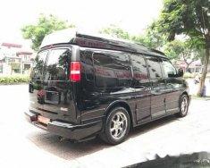 Bán xe GMC Savana đời 2008, màu đen, nhập khẩu nguyên chiếc giá 1 tỷ 700 tr tại Hà Nội