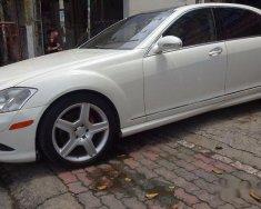 Bán Mercedes S550 đời 2007, màu trắng, nhập khẩu giá 950 triệu tại Tp.HCM