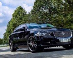 Bán Jaguar XJ 5.0 Super Sport 2015, màu đen, xe nhập giá 5 tỷ tại Tp.HCM