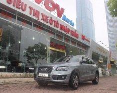Cần bán lại xe Audi Q5 2.0T sản xuất 2011, màu xám, xe nhập giá 1 tỷ 120 tr tại Hà Nội