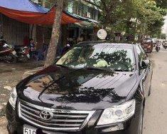 Cần bán gấp Toyota Camry 2.4G sản xuất 2011, màu đen chính chủ giá 675 triệu tại Điện Biên