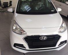 Hyundai i10 2018, màu trắng, giá cực tốt, k\m đầy đủ giá 340 triệu tại Hà Nội