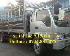 bán xe tải jac 9.15 tấn - 9t15 - 9T15 HFC1383K thùng dài 6.8 mét giá 540 triệu tại Tp.HCM