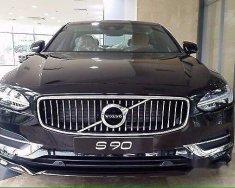 Bán xe Volvo S90 2.0 AT đời 2017, màu đen, nhập khẩu giá 2 tỷ 699 tr tại Hà Nội