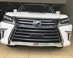 Cần bán lại xe Lexus LX5700 đời 2016, màu trắng, nhập khẩu, như mới giá 7 tỷ 100 tr tại Hà Nội