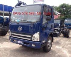 Bán xe tải Faw 7,31 tấn, thùng dài 6,25m, máy khỏe, khuyến mại lớn giá 415 triệu tại Hà Nội