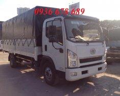 Hót... Hót... Xe tải Faw 6,95 tấn, thùng dài 5,1m, máy khỏe, giá tốt nhất thị trường giá 388 triệu tại Hà Nội