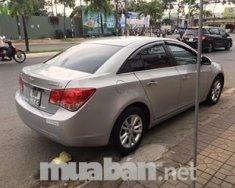 Cần bán lại xe Chevrolet Cruze 1.6 LS năm 2015, màu bạc, nhập khẩu nguyên chiếc, ít sử dụng giá 420 triệu tại Cần Thơ