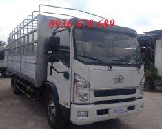 Bán xe tải Faw 7,25 tấn, máy khỏe, thùng dài 6,3m. Hỗ trợ trả góp 80% xe giá 459 triệu tại Hà Nội