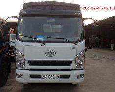 Hót.. Hót.. Hót... Xe tải thùng Faw tải trọng 7,31 tấn, thùng dài 6,25m, cabin hiện đại. L/H: 0936678689 giá 414 triệu tại Hà Nội