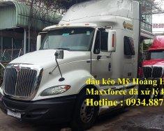 Đại lý phân phối đầu kéo Mỹ Hoàng Huy nhập khẩu máy Maxxforce 2013 - 2014 giá 658 triệu tại Tp.HCM