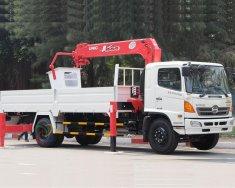 Bán xe cẩu tự hành 5 tấn Unic, xe tải cẩu 5 tấn giá 1 tỷ 368 tr tại Hà Nội