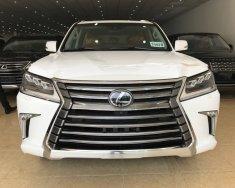 Bán xe Lexus LX5700 đời 2017, màu trắng, xe nhập giá 7 tỷ 160 tr tại Hà Nội