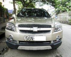 Cần bán xe Chevrolet Captiva MAXX LTZ 2010, màu vàng giá 385 triệu tại Tp.HCM