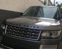 Bán LandRover Range Rover Autobiography Sx 2014, màu đen, nhập khẩu giá 6 tỷ 90 tr tại Tp.HCM