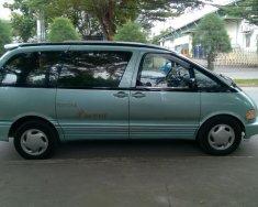Bán Toyota Previa LE đời 1991, màu xanh lam, nhập khẩu chính hãng, chính chủ giá 185 triệu tại Tp.HCM
