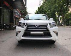 Bán Lexus Gx460 đời 2014, màu trắng, nhập khẩu nguyên chiếc giá 3 tỷ 650 tr tại Hà Nội