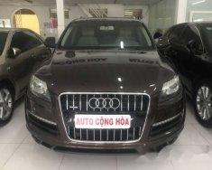 Bán Audi Q7 3.6 đời 2010, màu nâu, nhập khẩu xe gia đình giá 1 tỷ 650 tr tại Tp.HCM