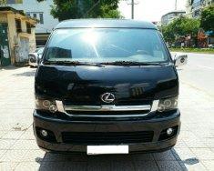 Toyota Hiace 9 chỗ VIP, sản xuất 2006, động cơ xăng giá 428 triệu tại Hà Nội