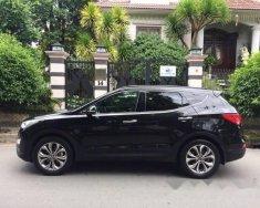 Bán Hyundai Santa Fe 4WD đời 2014, màu đen giá 1000 triệu tại Hà Nội
