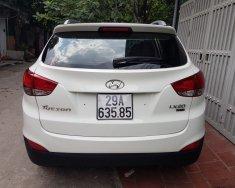 Cần bán xe Hyundai Tucson LX20 năm 2010, màu trắng, nhập khẩu nguyên chiếc giá 550 triệu tại Hà Nội