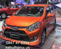 Toyota Wigo 1.2 số sàn, nhập khẩu nguyên chiếc, có nhiều màu lựa chọn giá 375 triệu tại Hà Nội