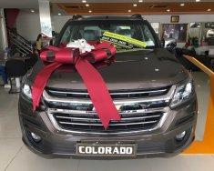 Bán tải Colorado nhập Thái, hỗ trợ vay 90% giá trị xe, nhiều ưu đãi giá 809 triệu tại Đồng Nai