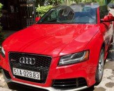 Cần bán lại xe Audi A5 đời 2010, màu đỏ, nhập khẩu giá 1 tỷ tại Tp.HCM
