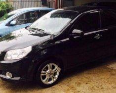 Cần bán Chevrolet Aveo LTZ 1.5 AT đời 2014, màu đen giá 350 triệu tại Hải Phòng