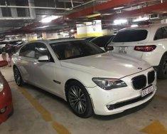 Bán xe BMW 7 Series 750li đời 2010, màu trắng, xe nhập chính chủ giá 1 tỷ 550 tr tại Hà Nội
