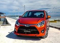 Bán Toyota Wigo mới 2017, màu đỏ, xe nhập giá 350 triệu tại Hải Dương