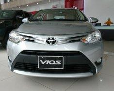 Bán Toyota Vios 2018 số sàn, giá tốt nhất TPHCM, trả 10% nhận xe giá 494 triệu tại Tp.HCM