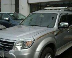 Cần bán gấp Ford Everest năm 2009, màu bạc số sàn, giá 400tr giá 400 triệu tại Bến Tre