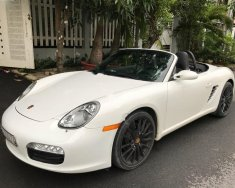 Bán ô tô Porsche Boxster đời 2008, màu trắng, nhập khẩu nguyên chiếc giá 1 tỷ 390 tr tại Tp.HCM